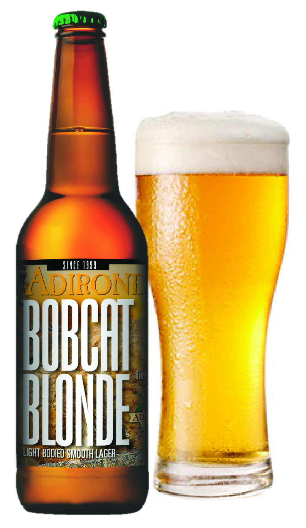 Bobcat Blonde Lager